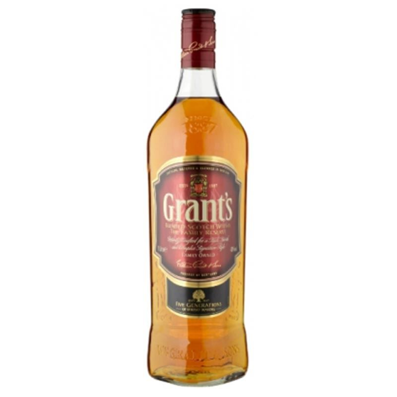 Grants Blended Scotch Whisky (1L)