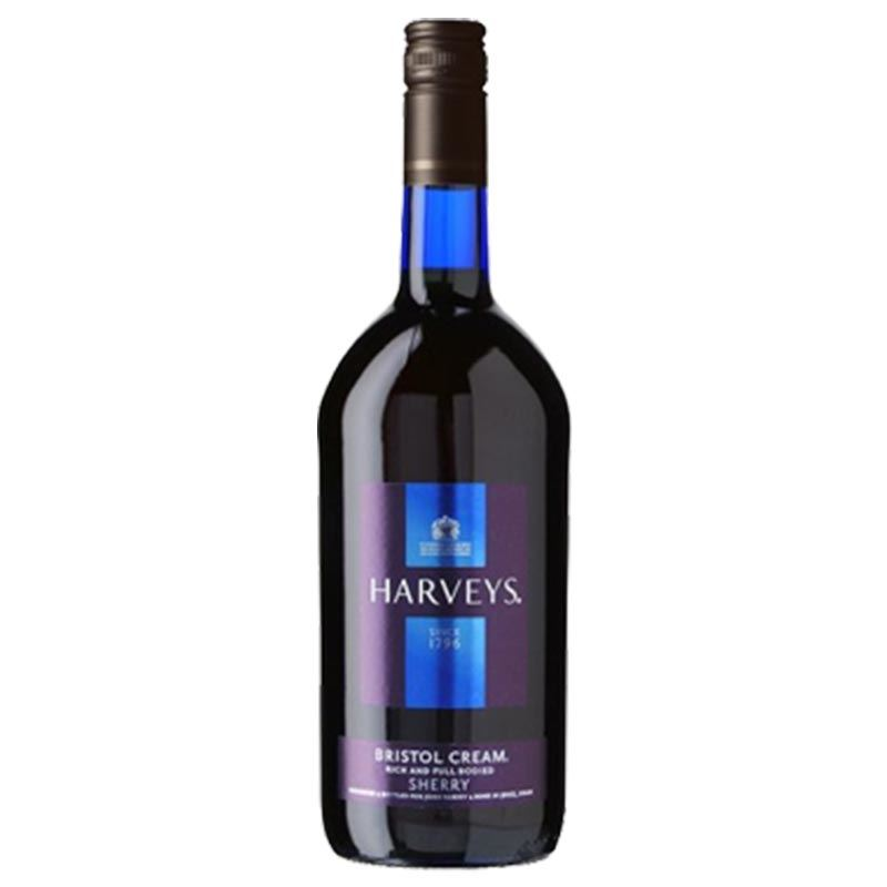 Harveys Bristol Cream Sherry Red Wine (1L)