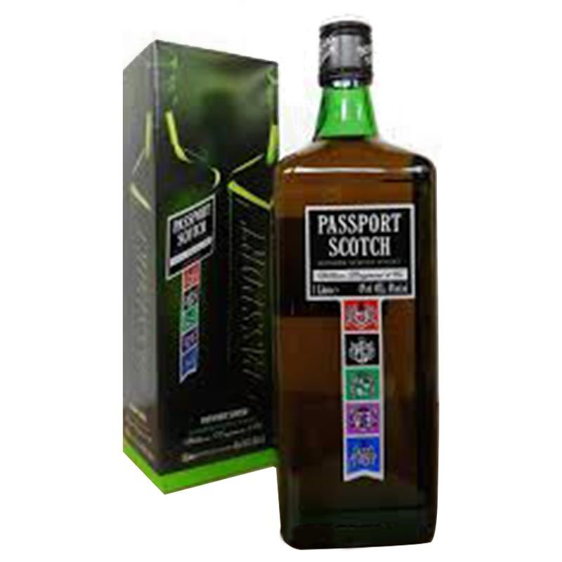 Passport Scotch Blended Scotch Whisky