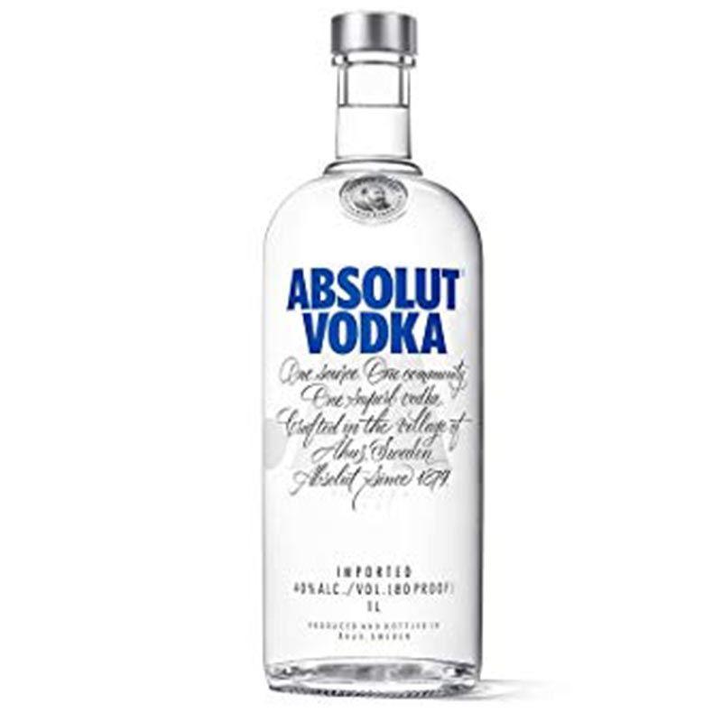 Absolut Vodka (1L)