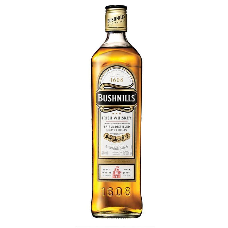 Bushmills Irish Whisky (1L)