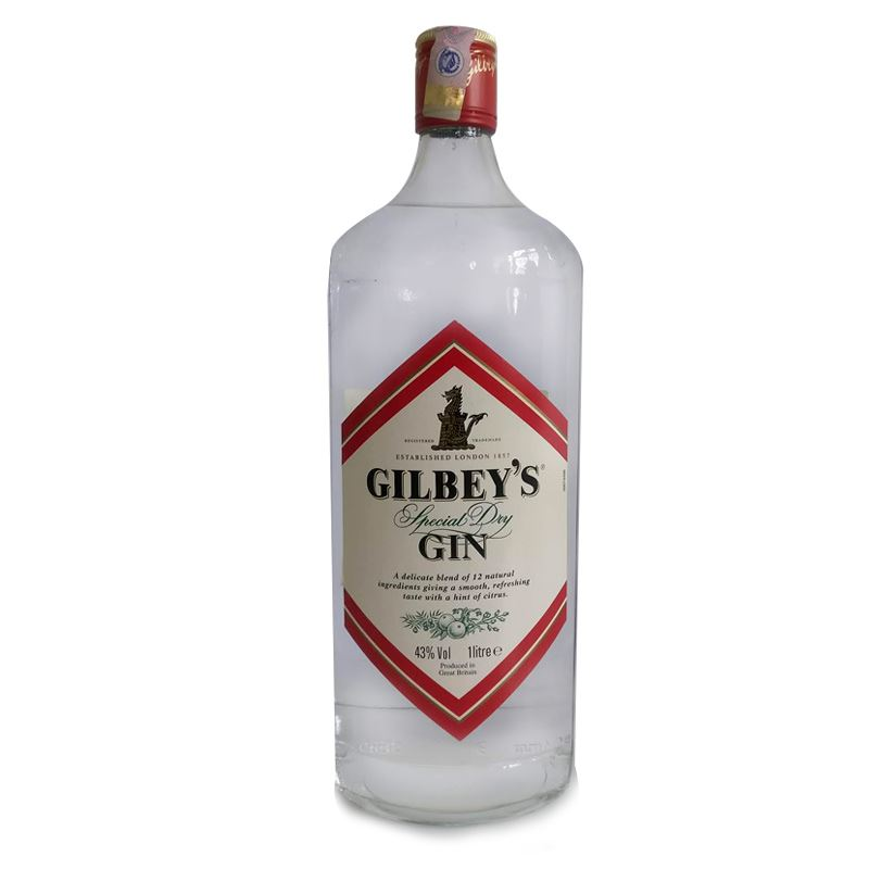 Gilbeys Special Dry Gin (1L)