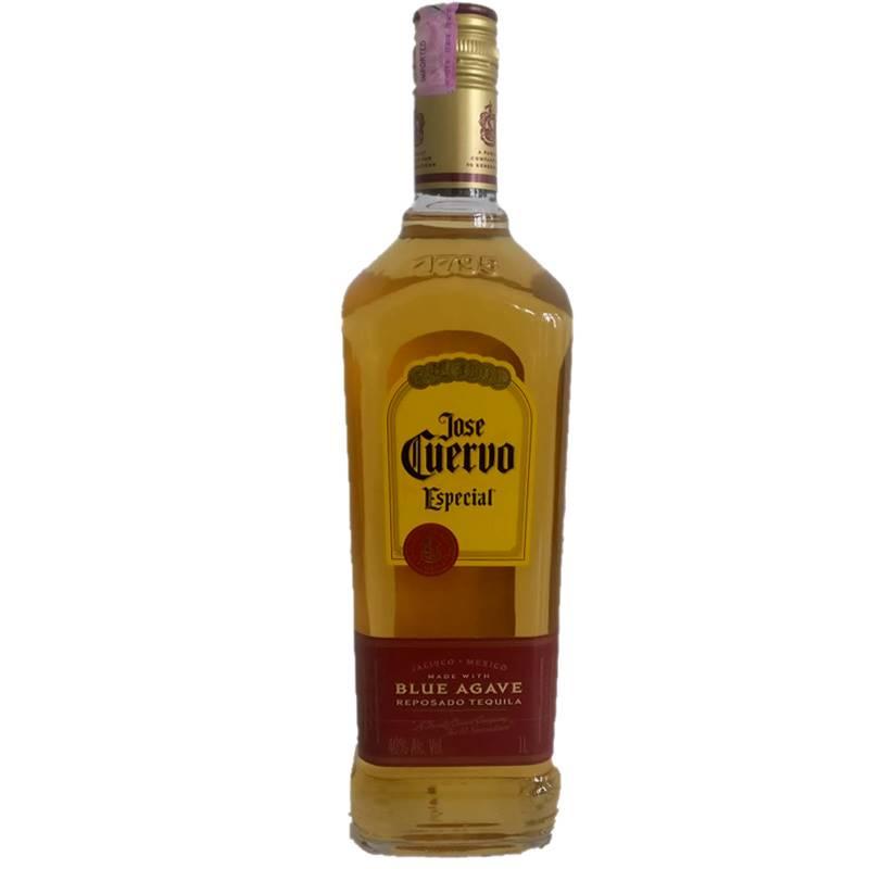 Jose Cuervo Especial Reposada Gold Tequila (1L)