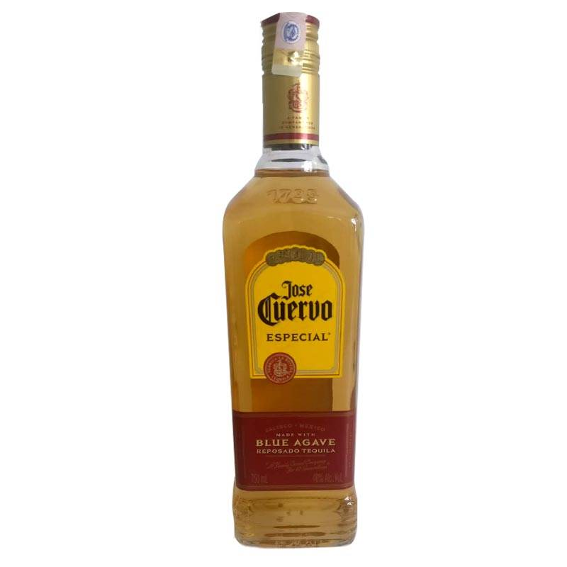 Jose Cuervo Especial Reposada Gold Tequila (750ml)
