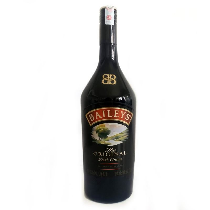 Baileys The Original Irish Cream Whisky (1L)