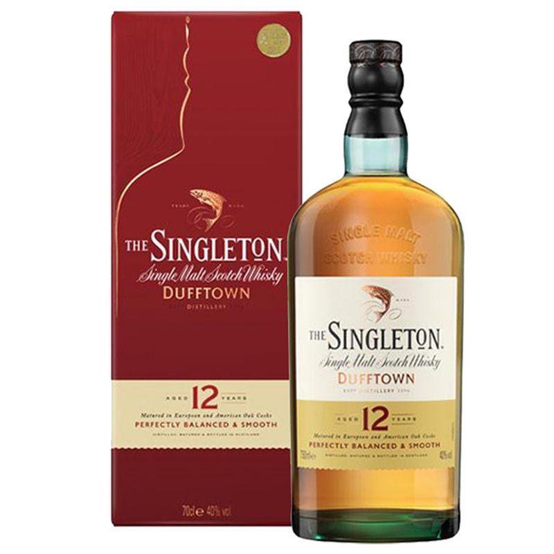 The Singleton Single Malt Scotch Whisky Aged 12 Years (700ml)