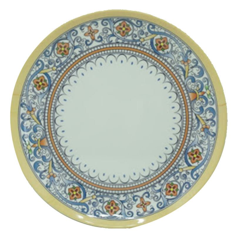Roma Melamine Dinner Plate 10.5 Inches (6 Pcs set)