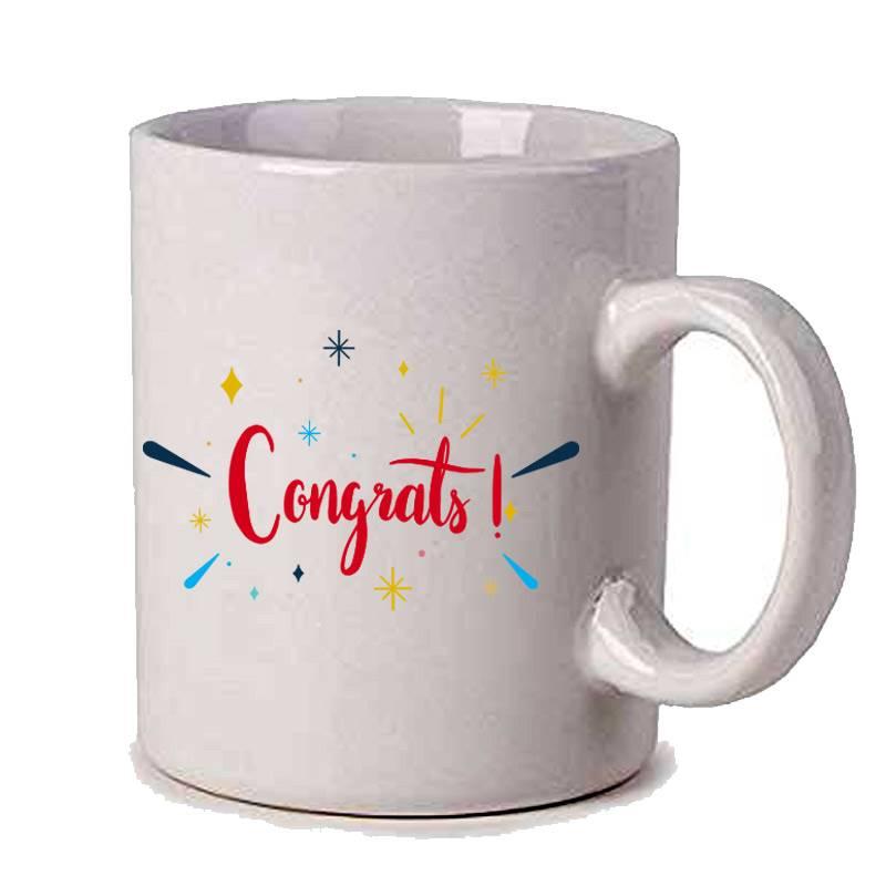 Congrats Mug (Qty 1)
