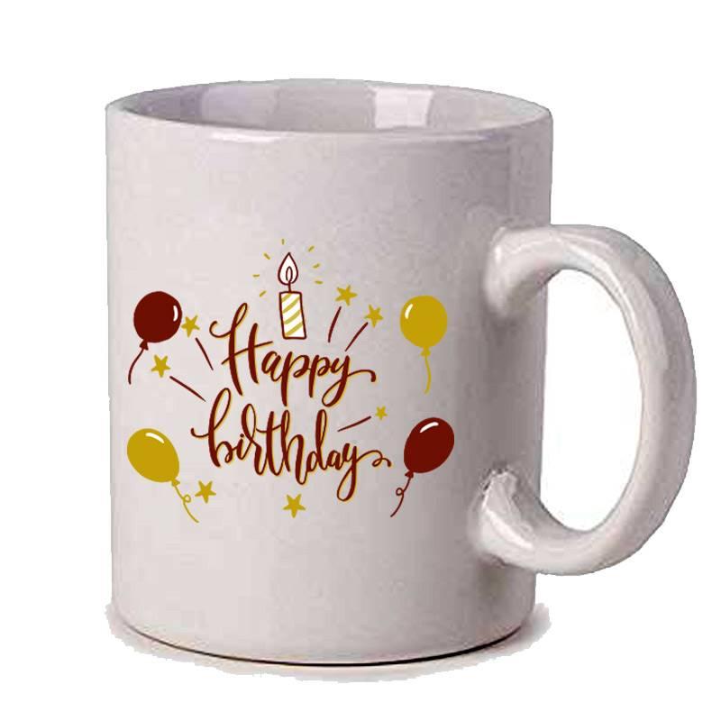 Happy Birthday Mug (Qty-1)