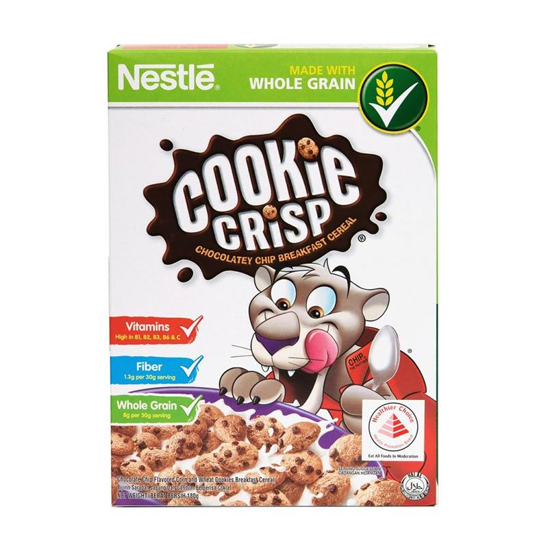 Nestle Cookie Crisp (330g)