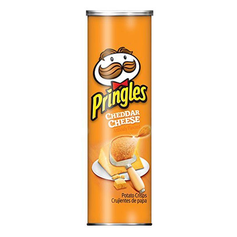 Pringles Cheese Potato Crisps (158g)