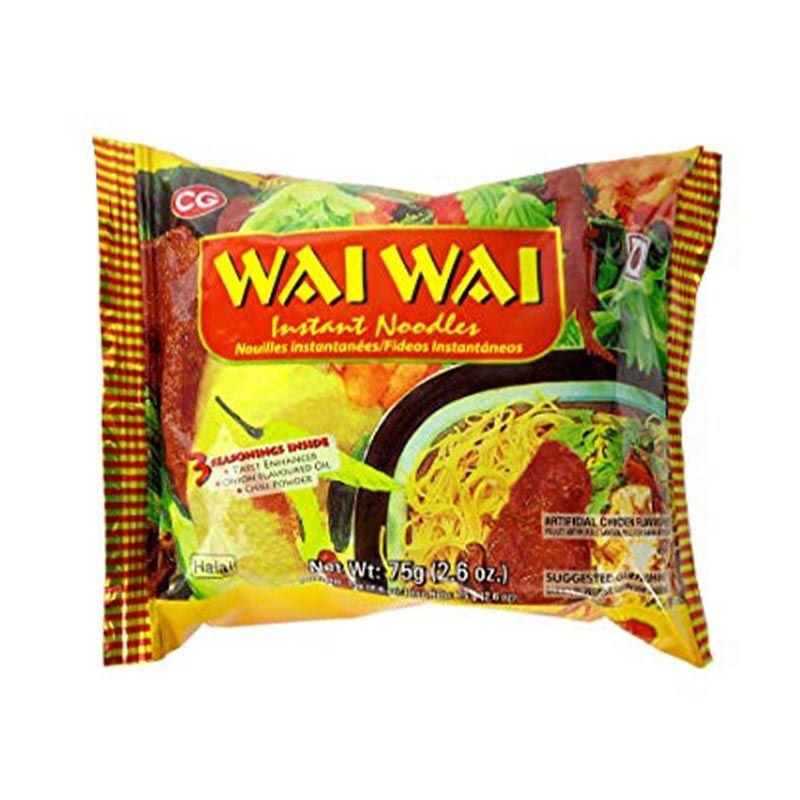Wai Wai Chicken (30 Packets)