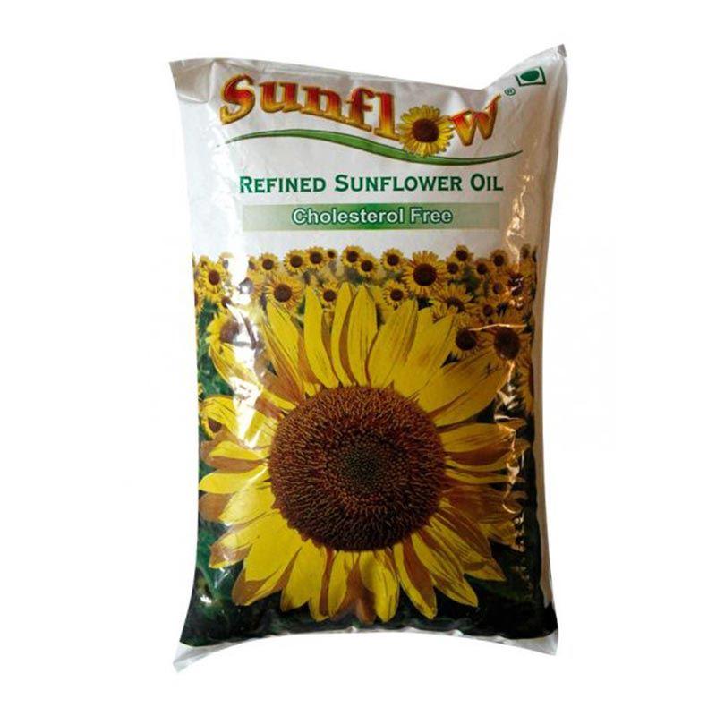 Sunflow Refined Sunflower Oil (500ml)