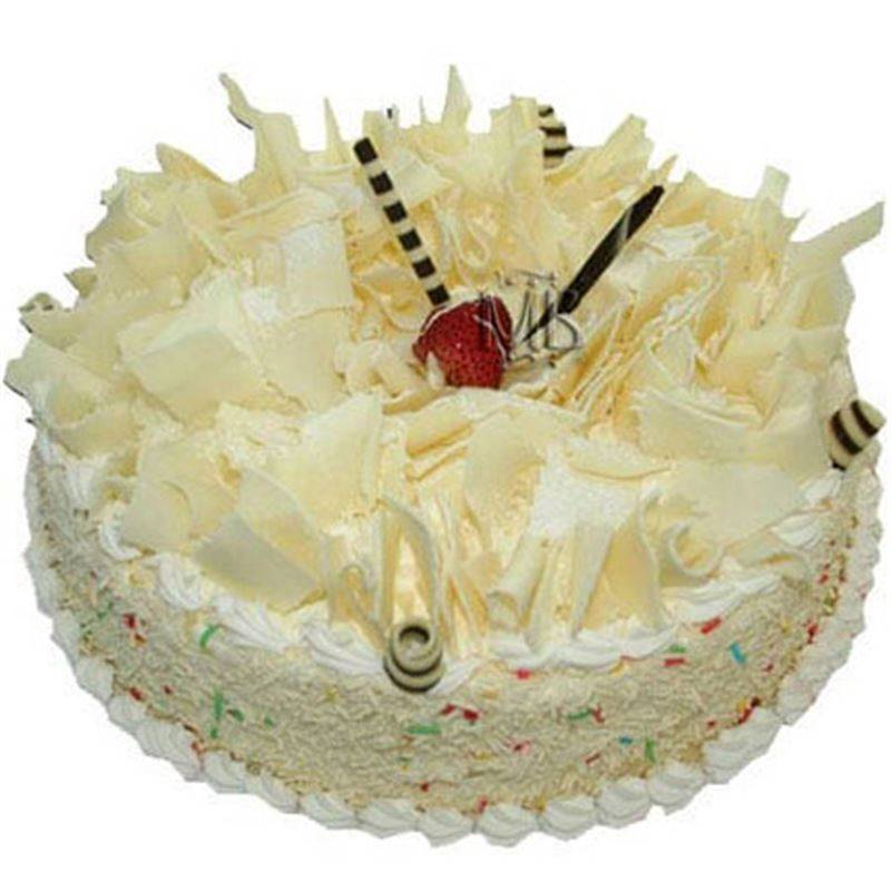Eggless White Forest Cake (1 Kg) from Dining Park (03)