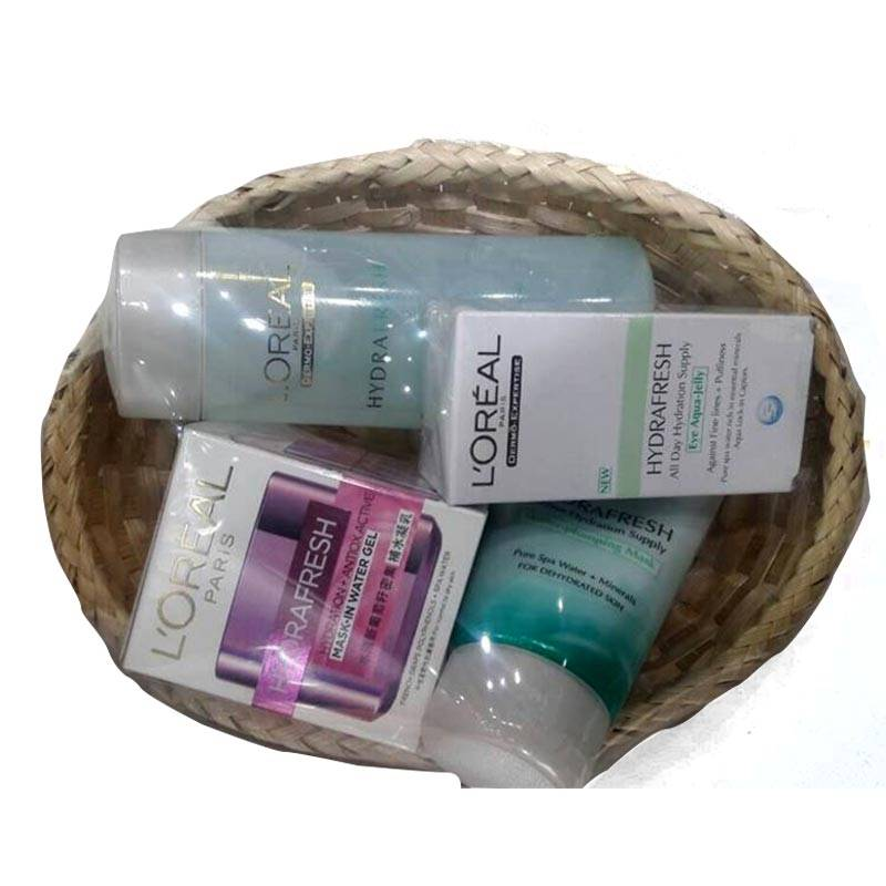 LOreal HydraFresh Gift Hamper for Her