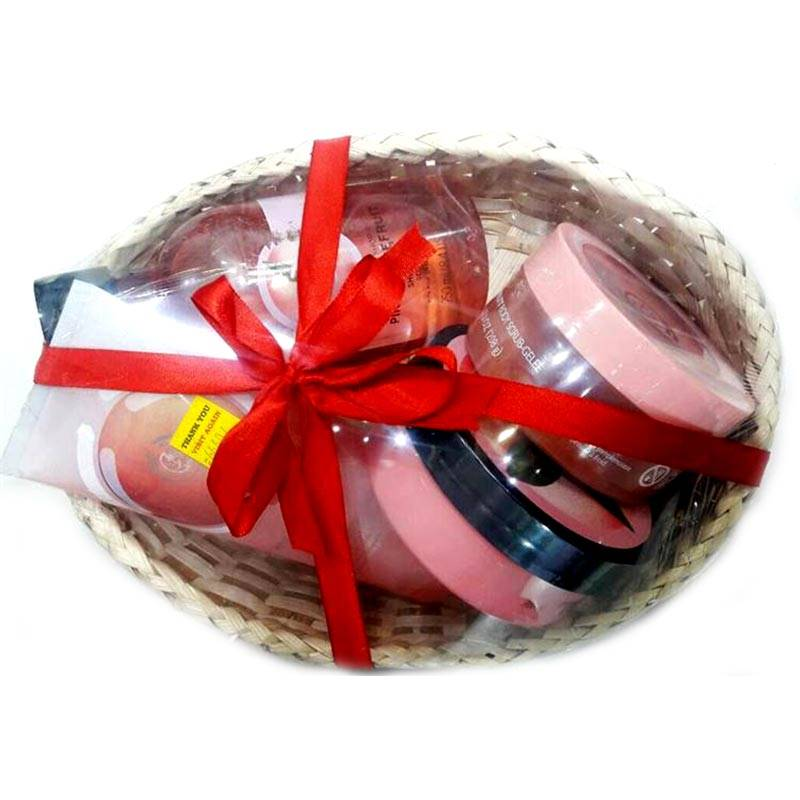 The Body Shop Pink Grapefruit Gift Hamper