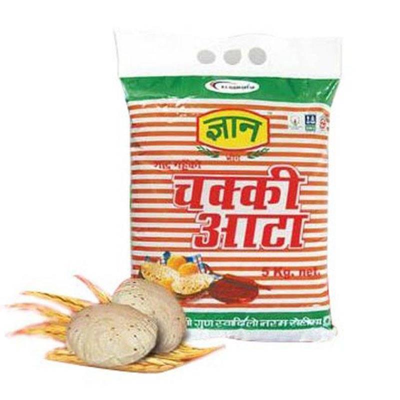 Gyan Chakki Atta (5 Kg)