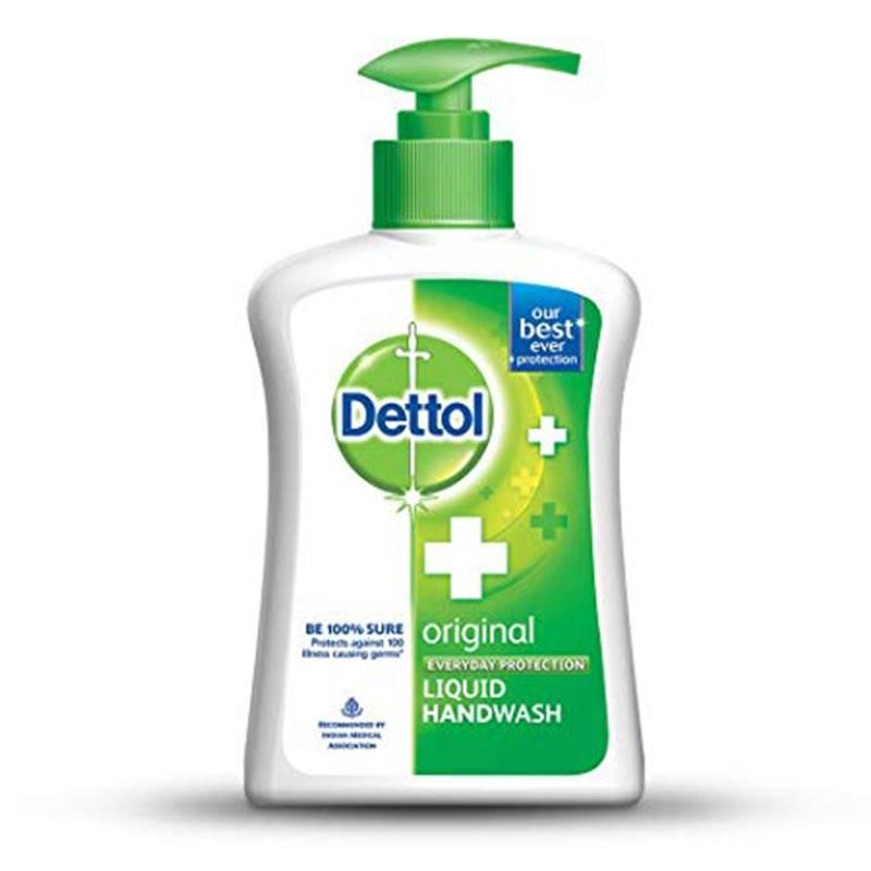 Dettol Liquid Hand Wash (200ml)