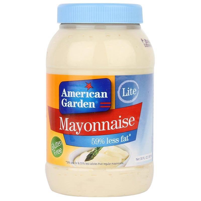 American Garden Mayonnaise Lite (30oz)