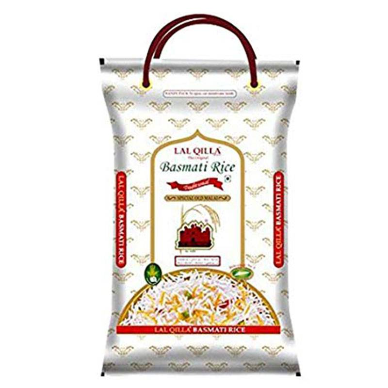 Lal Qilla Traditional Basmati Rice (5 Kg)