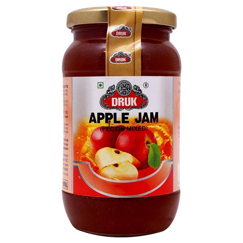 Druk Apple Jam (500g)