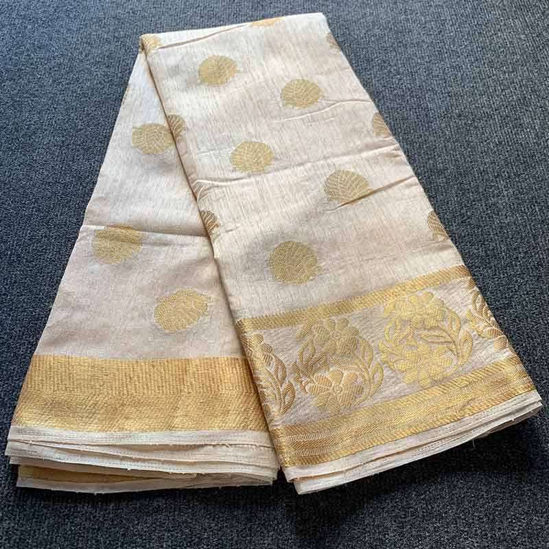Khadi Silk Saree 2-3