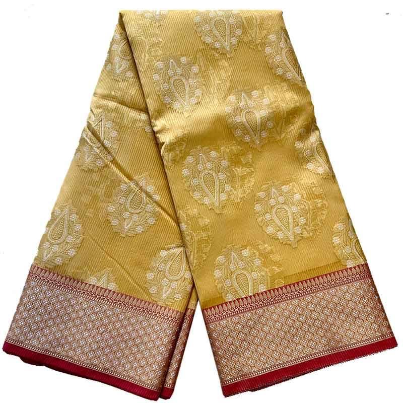 Chanderi Silk Saree 8-1