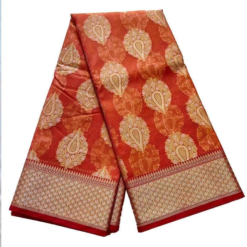 Chanderi Silk Saree 8-2