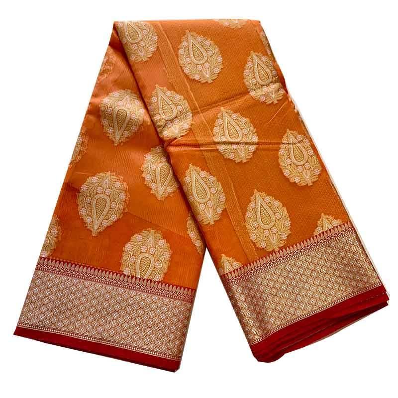 Chanderi Silk Saree 8-3