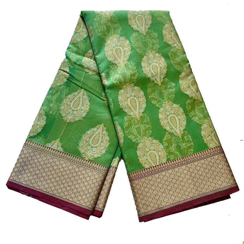 Chanderi Silk Saree 8-4