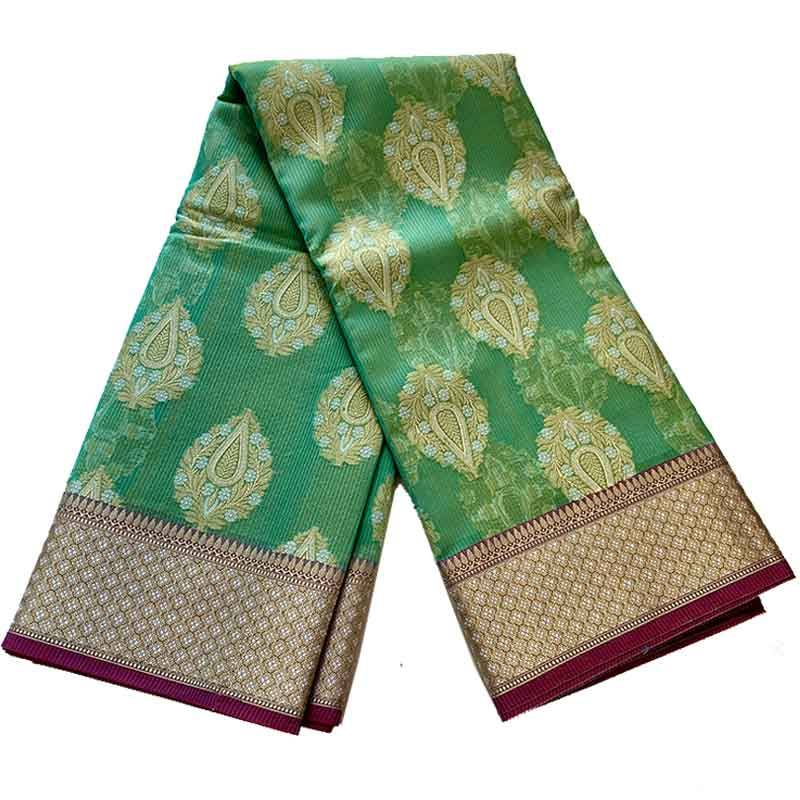 Chanderi Silk Saree 8-5