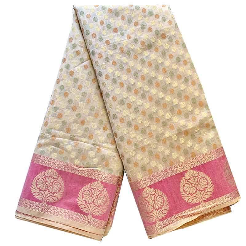 Kosa Silk Saree 9-3