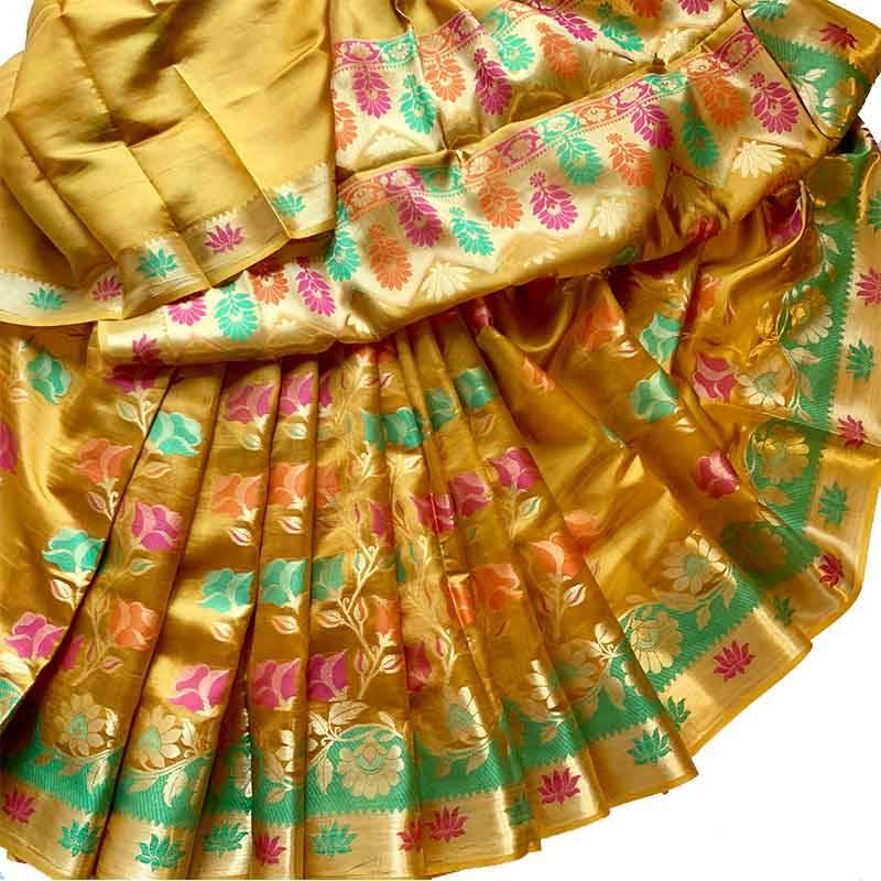 Pure Silk Saree 2-5-2