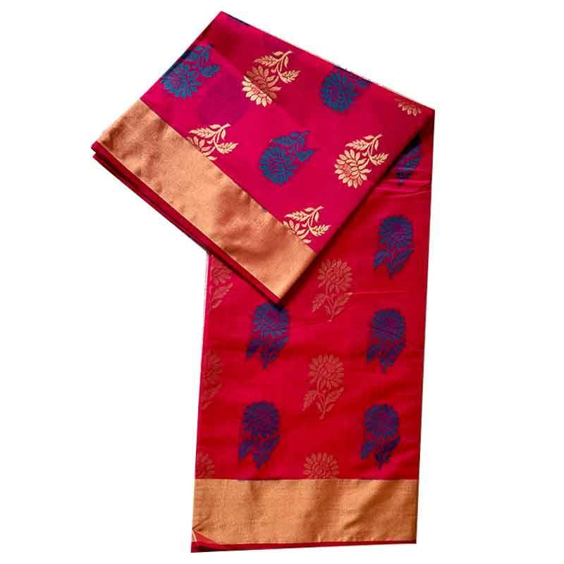 Chanderi Cotton Saree 2-12-3