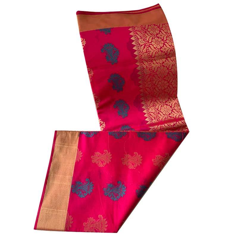 Chanderi Cotton Saree 2-12-6