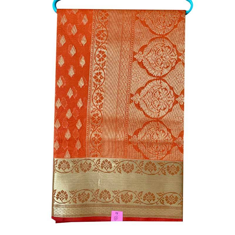 Chanderi Cotton Saree 2-19-1