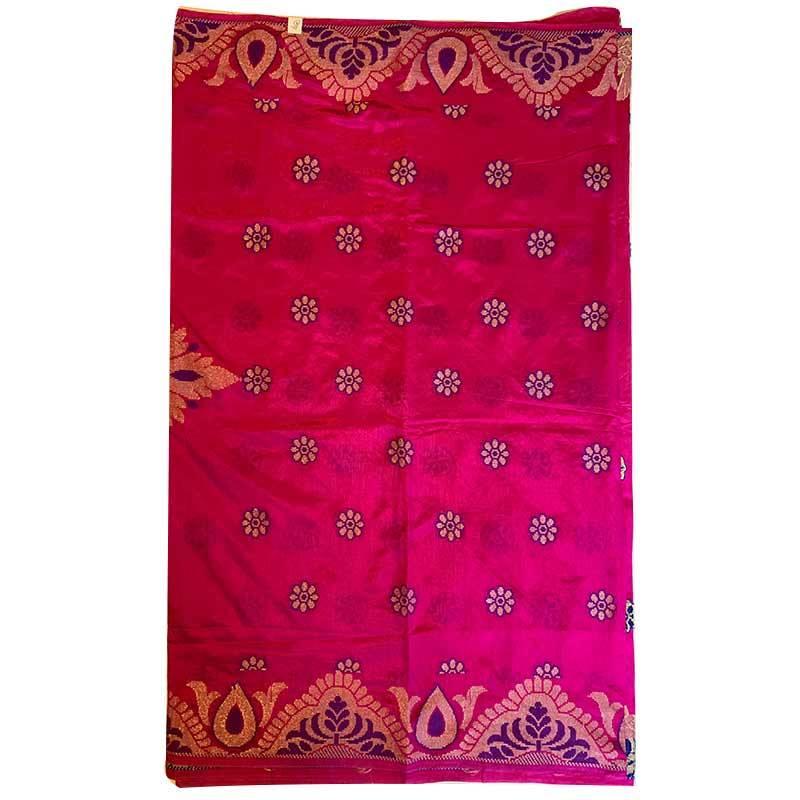 Tussar Silk Saree 2-9-3