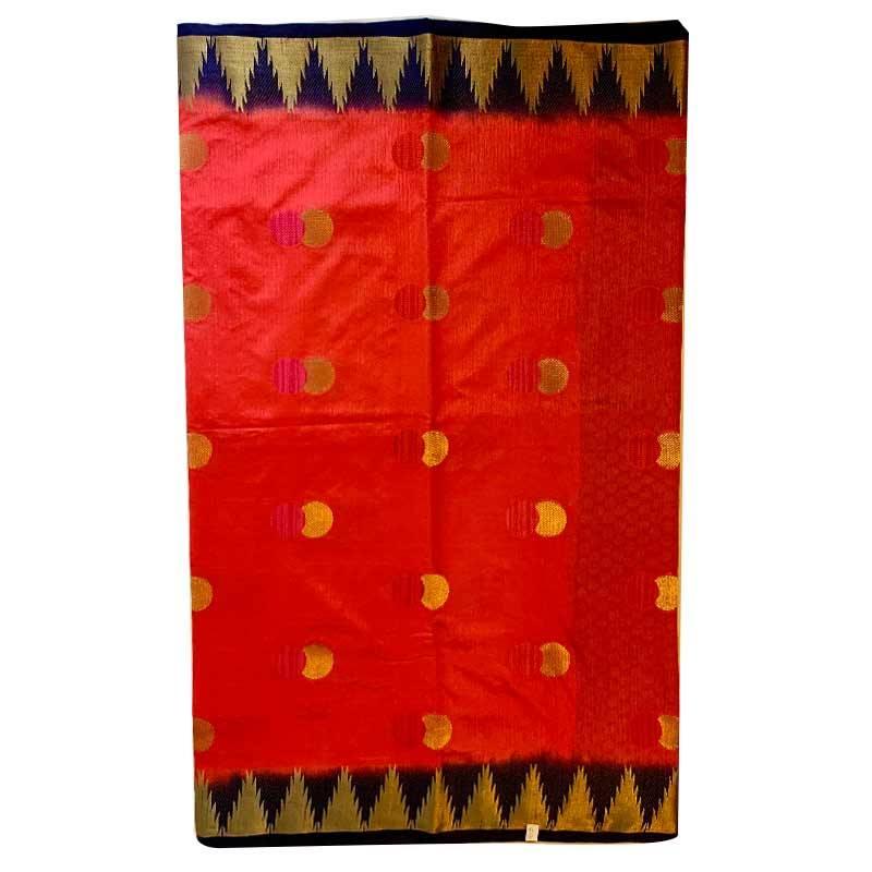Tussar Silk Saree 2-10-2