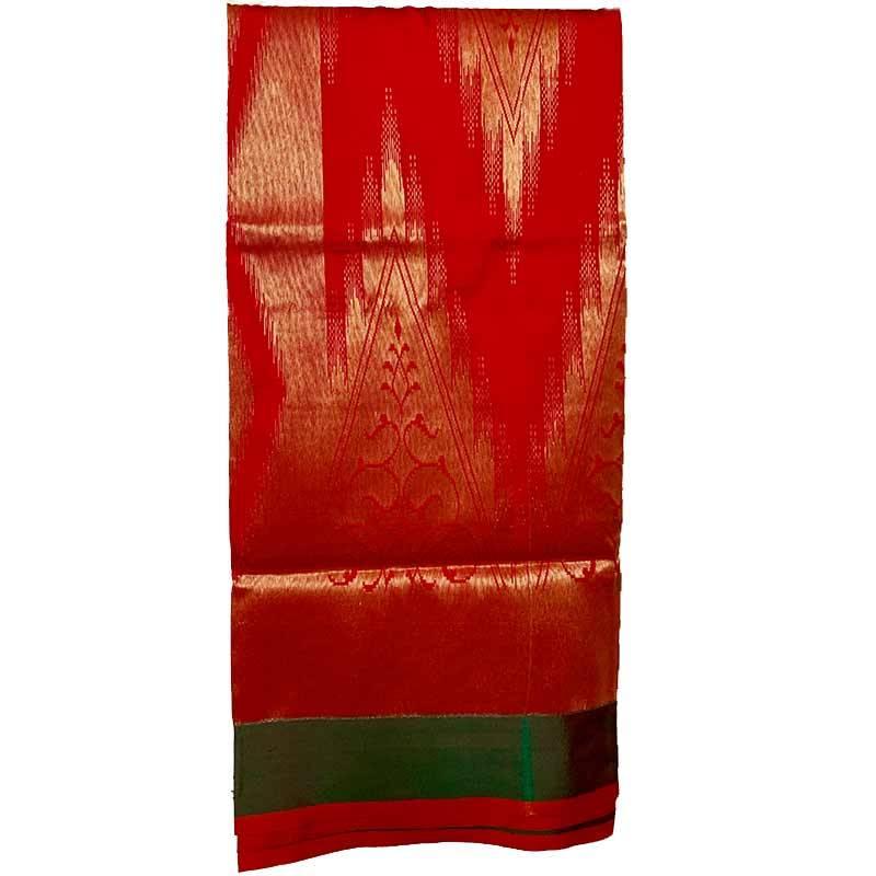 Chanderi Cotton Saree 2-15-1