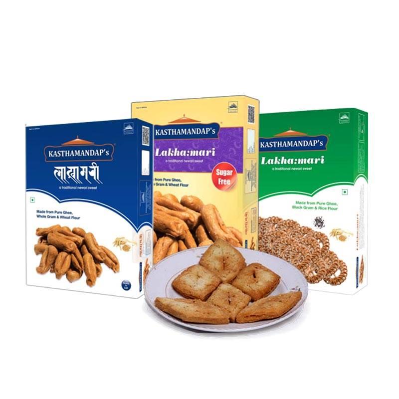 Kasthamandap Sweets Package