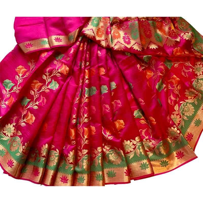 Pure Silk Saree 2-5-3