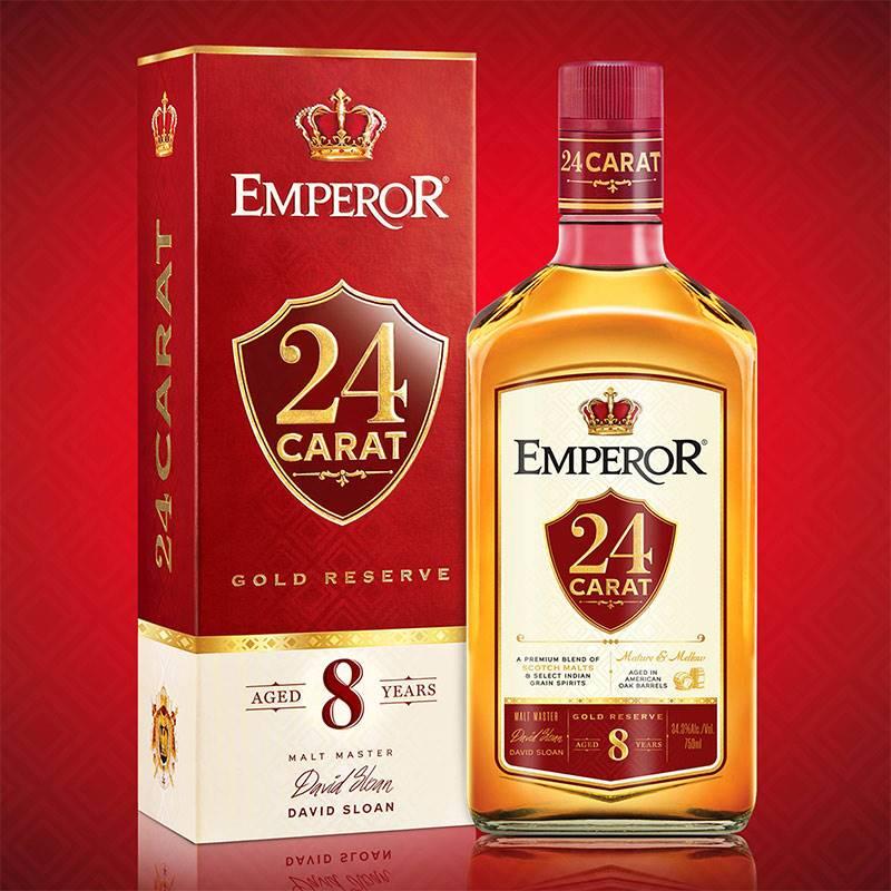 Emperor 24 Carat (750ml)