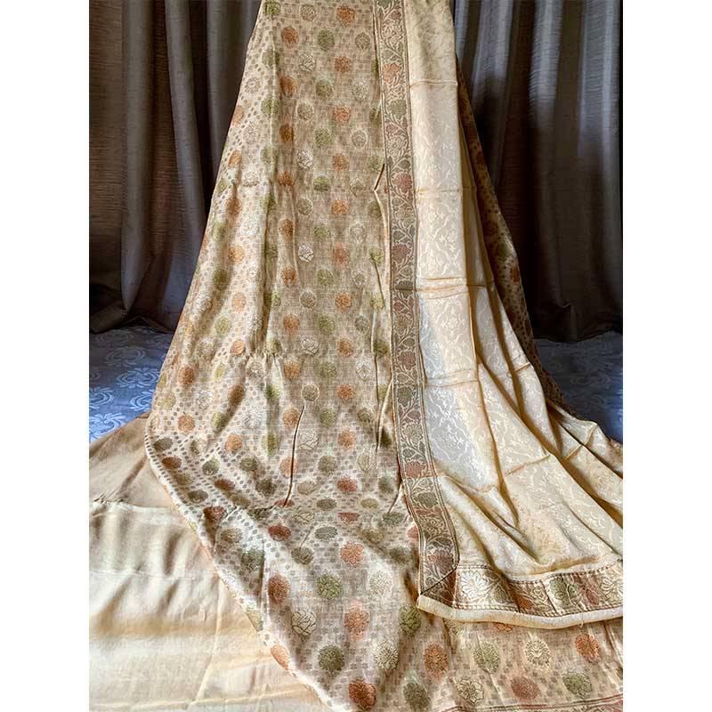 Chanderi Silk Kurta 2-15-2