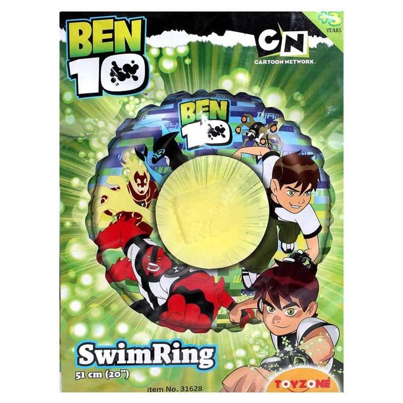 Ben 10 Swim Ring Tube