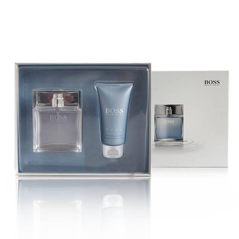 Hugo Boss Pure Gift Set For Men – 1