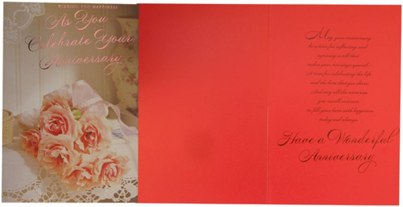 Anniversary Card (ra000036)