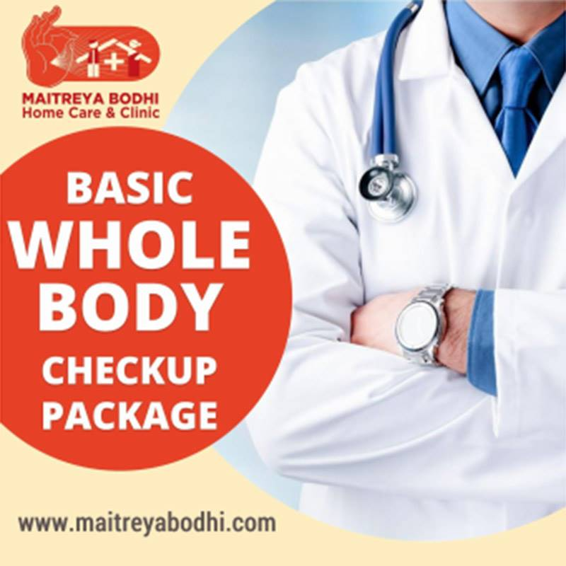 Basic Whole Body Checkup Package At Clinic (Covid-19 Special Package)