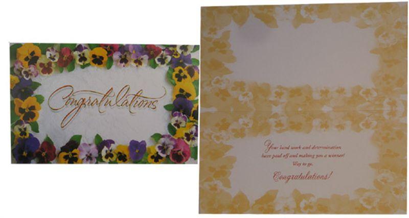 Congratulations Card (rc000018)