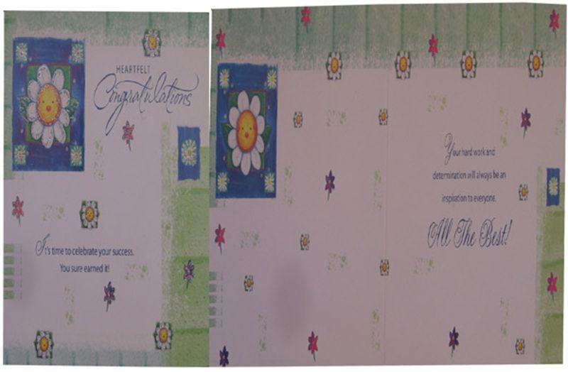 Congratulations Card (rc000021)