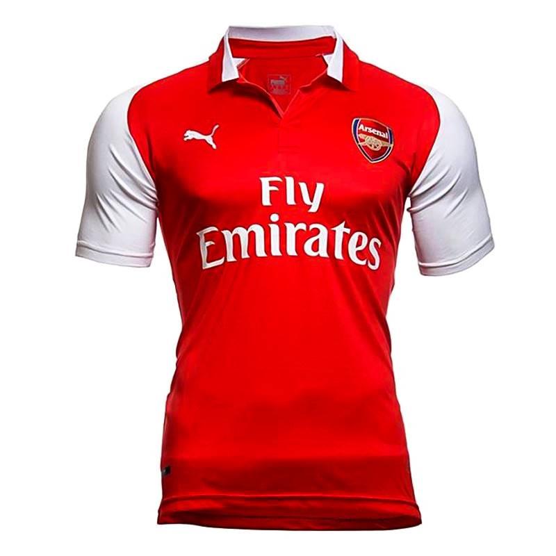 Arsenal Club Jersey - Home Kit